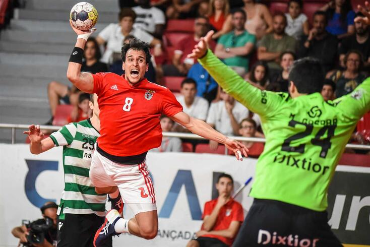 DIRETO ANDEBOL | Benfica-Sporting