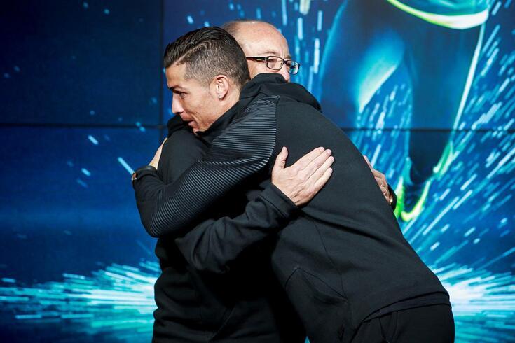 Aurélio Pereira e Ronaldo, uma amizade inquebrável