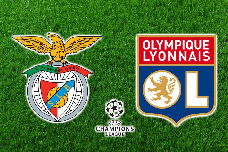 DIRETO | Benfica-Lyon