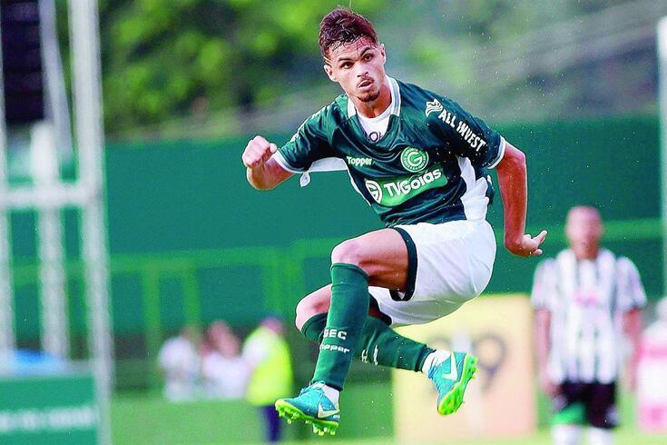 Michael já leva 14 golos, sete deles no Brasileirão