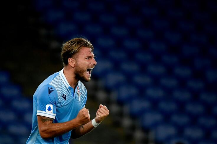Immobile marcou 36 golos na Serie A