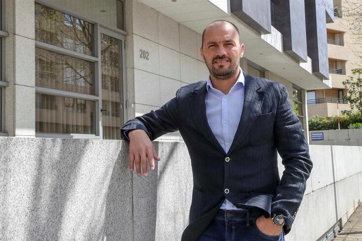 Carlos Paredes saiu do FC Porto com uma Taça de Portugal e uma Supertaça