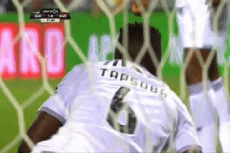 V. Guimarães-Aves: erro defensivo e Enzo Zidane aproveita para empatar
