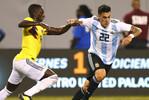 Cristián Pavón, extremo do Boca Juniors que está na mira do FC Porto