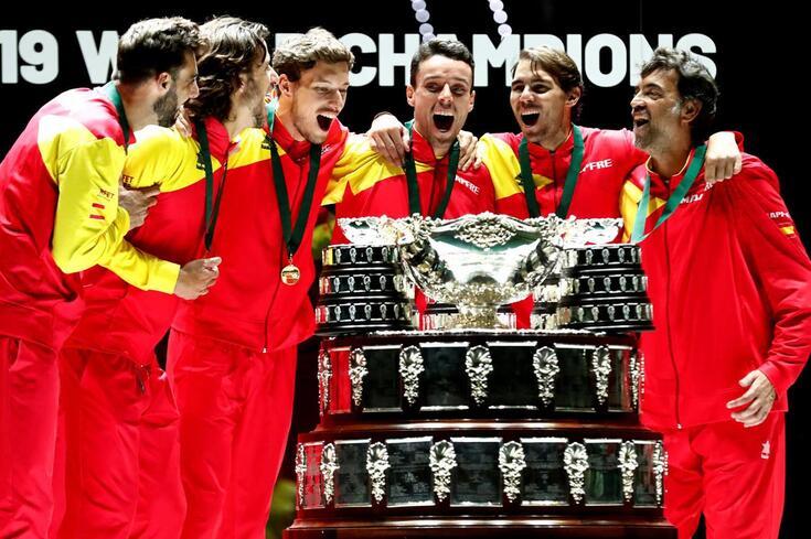 Espanha conquistou a Taça Davis