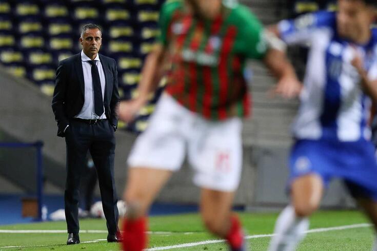 José Gomes, treinador do Marítimo