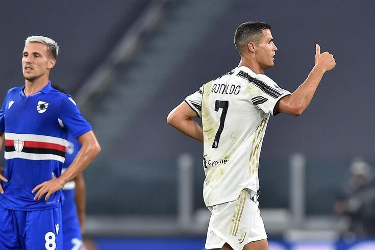 Ronaldo continua a marcar golos