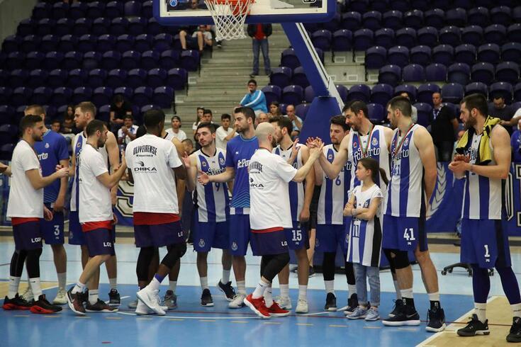 FC Porto e Benfica confirmam participação nas competições europeias de basquetebol