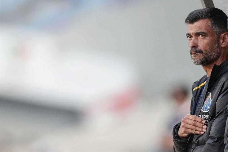 Sérgio Conceição conseguiu a dobradinha pelo FC Porto