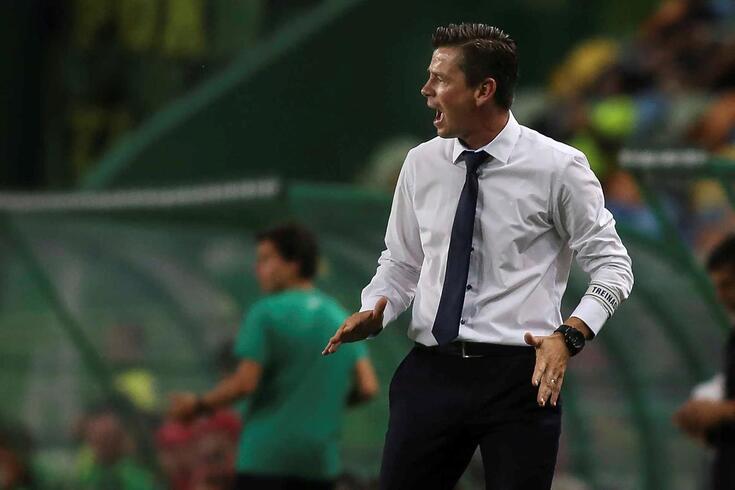 """Enervámos o Sporting"", lembra Nuno Manta Santos"