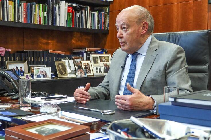 Pinto da Costa aborda os temas quentes da atualidade em entrevista a O JOGO