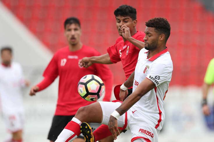 D'Alberto vai jogar na Bélgica por empréstimo do Braga