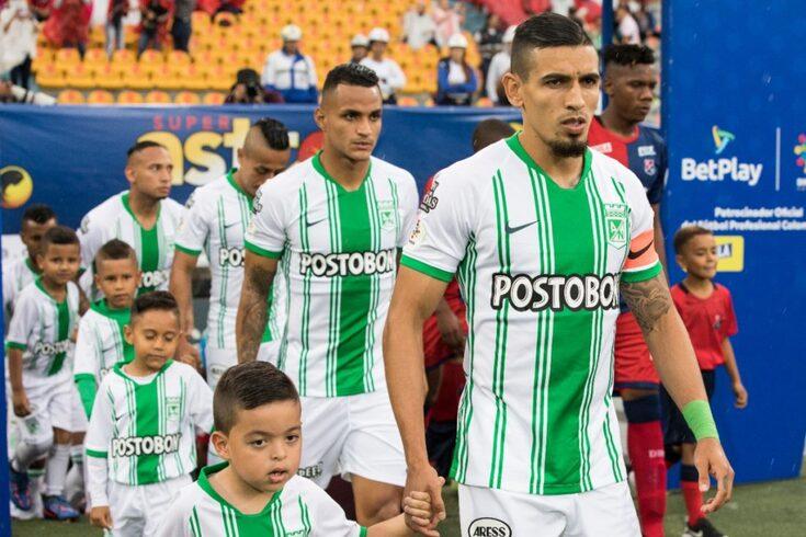 Daniel Muñoz, capitão do Atlético Nacional, está a ser apontado ao FC Porto