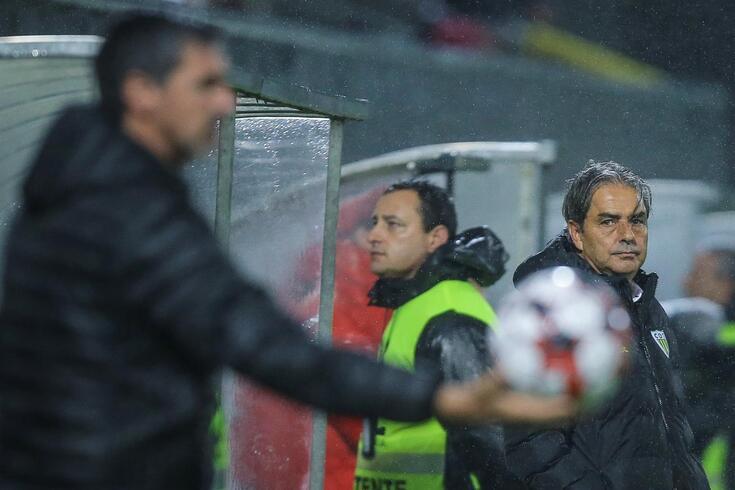 Natxo González espera um Famalicão com vontade de ter bola