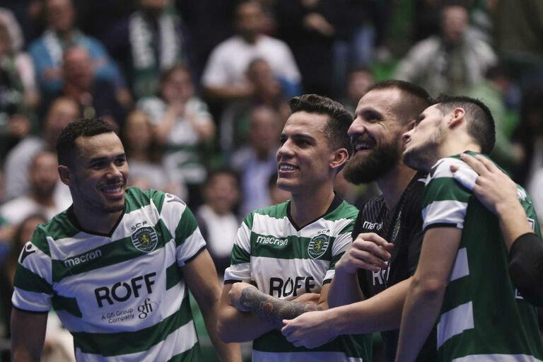 Taça da Liga  Sporting goleia e marca encontro com o Fundão 2f1ea89c322be