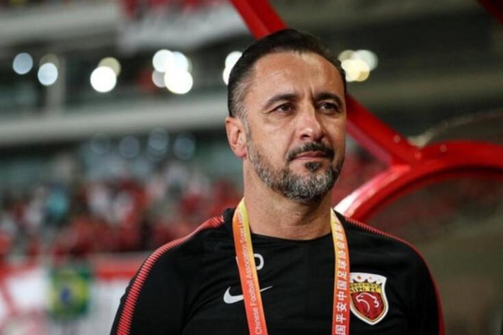 Vítor Pereira, treinador do Shangai SIPG