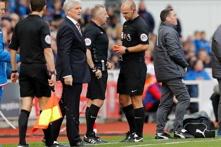 Bobby Madley foi expulso da Premier League