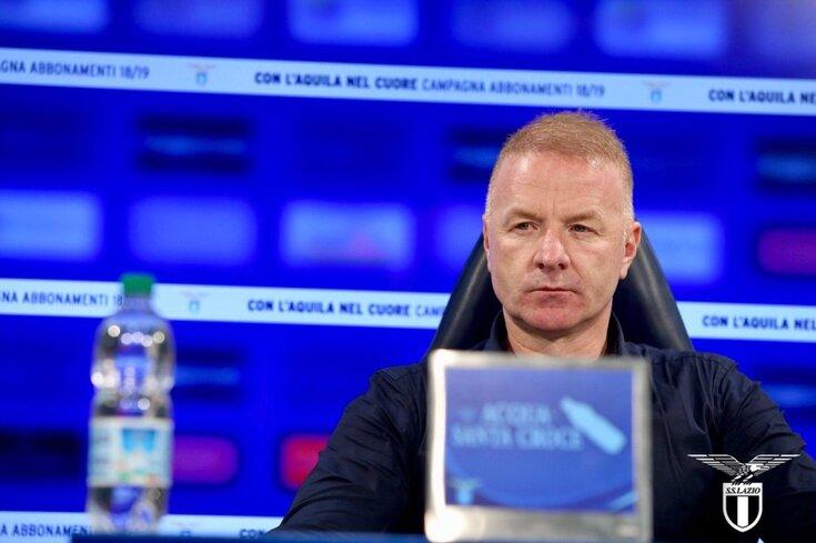 Igli Tare, diretor-desportivo da Lázio