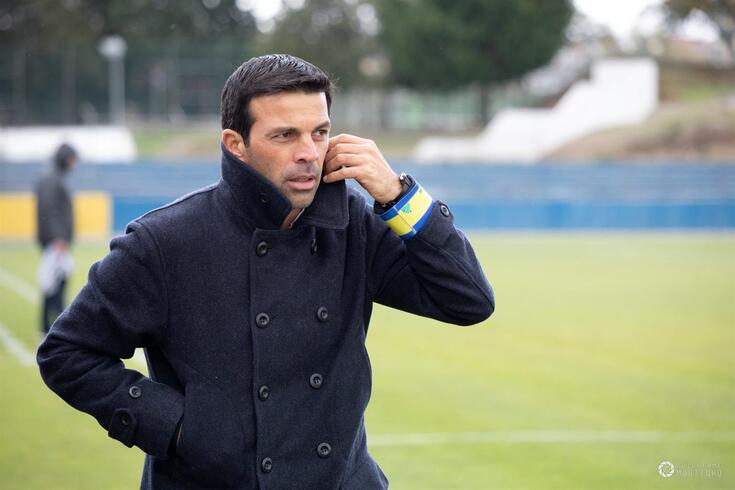 Frederico Ricardo já não é o treinador do Bragança