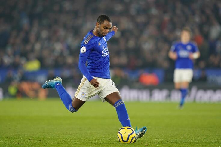 Ricardo Pereira, lateral do Leicester que passou pelo FC Porto