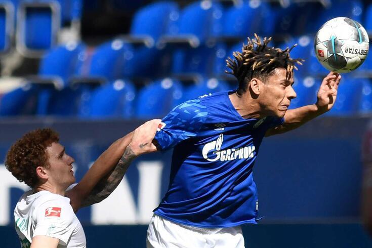 Todibo no Schalke 04