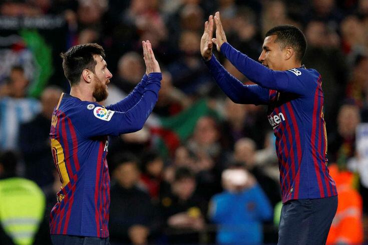 Barcelona dá a volta ao Levante e fecha lote de apurados na Taça do Rei