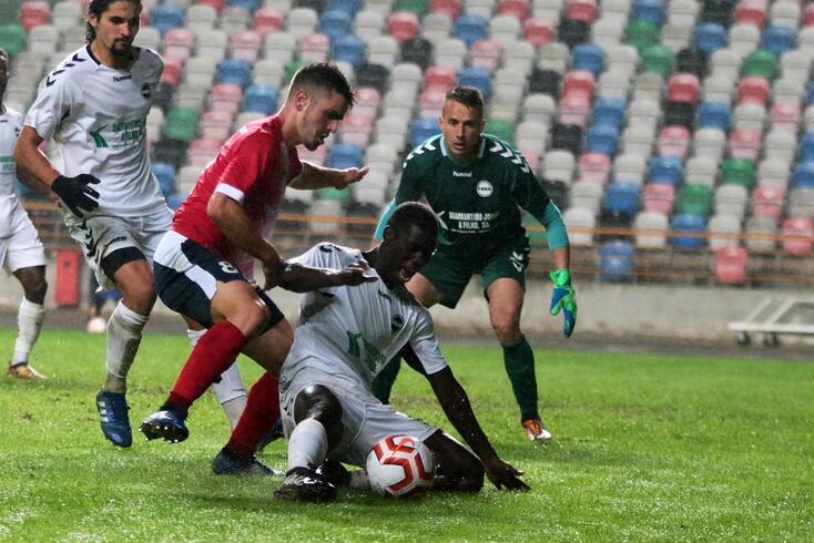 Leiria compete na Série C do Campeonato de Portugal
