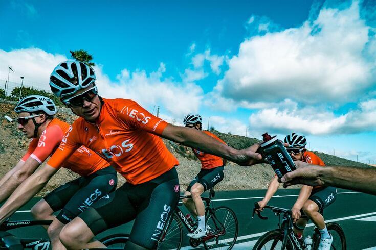 A INEOS vai participar na 46ª Volta ao Algarve.
