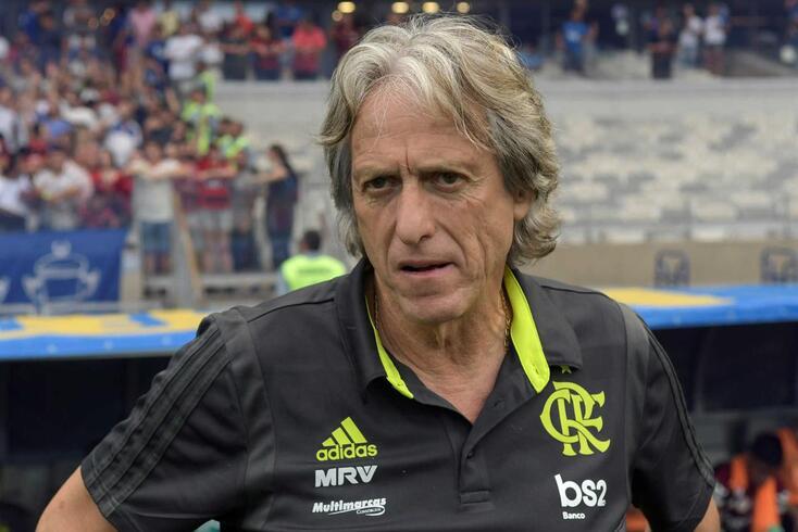 Jorge Jesus estabeleceu recorde no Flamengo