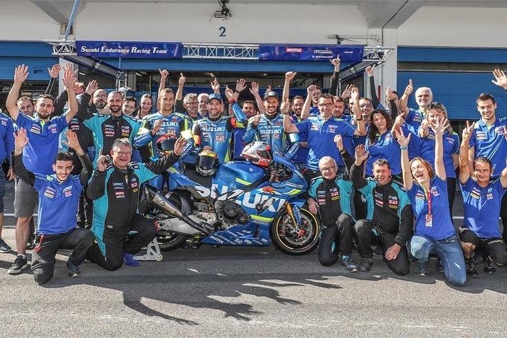 Suzuki conquista título mundial de resistência de motociclismo no Estoril