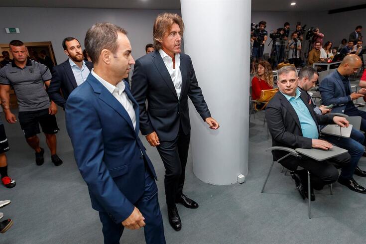 Sá Pinto concorda com Salvador: pecúlio do Braga na I Liga é curto