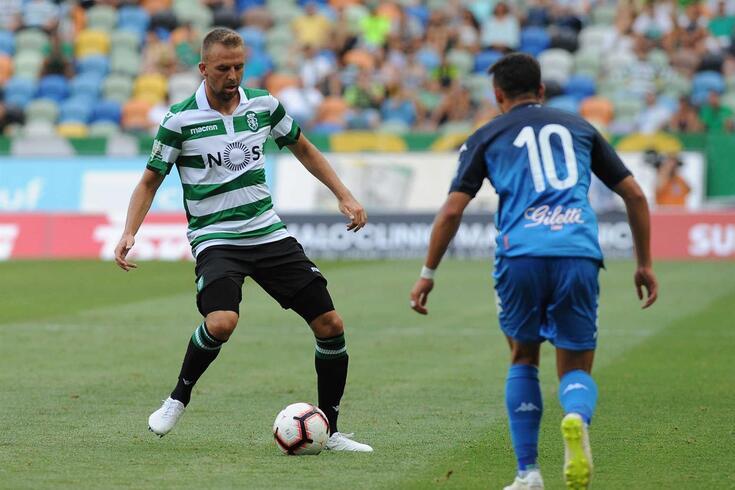 Josip Misic regressa à Croácia