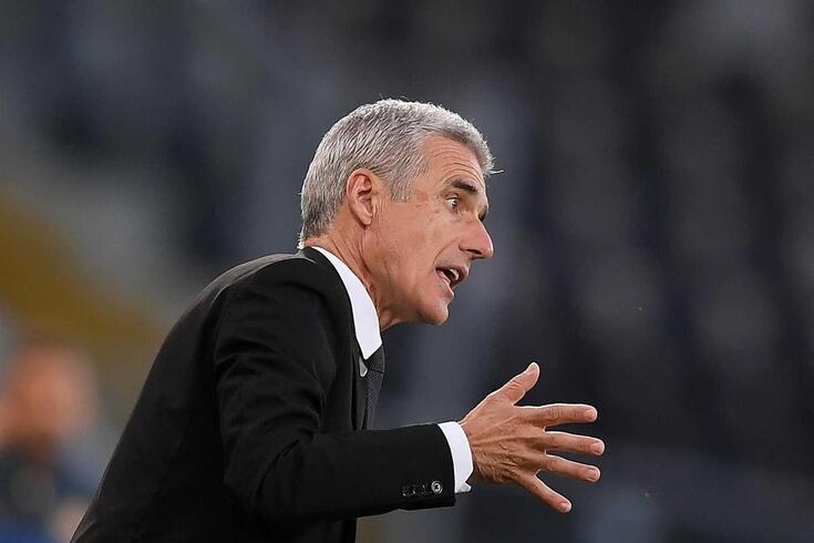 Luís Castro, treinador do V. Guimarães