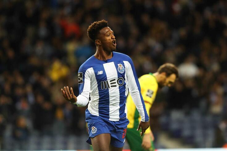 Zé Luís marcou o segundo golo do FC Porto