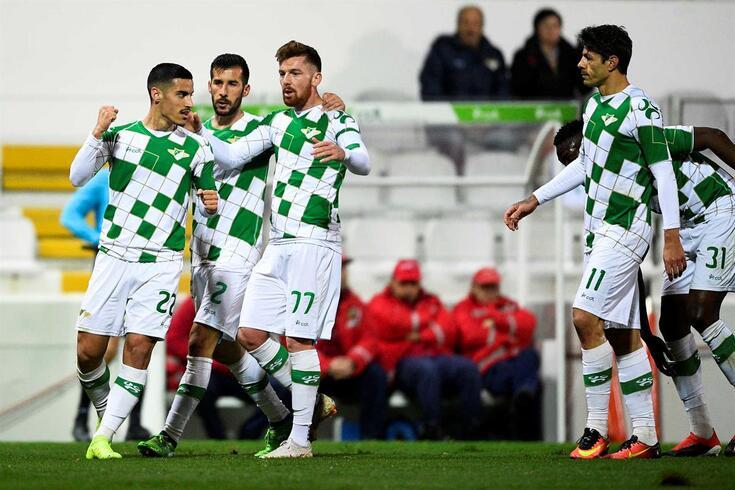 Moreirense está em posição de apuramento para a Liga Europa