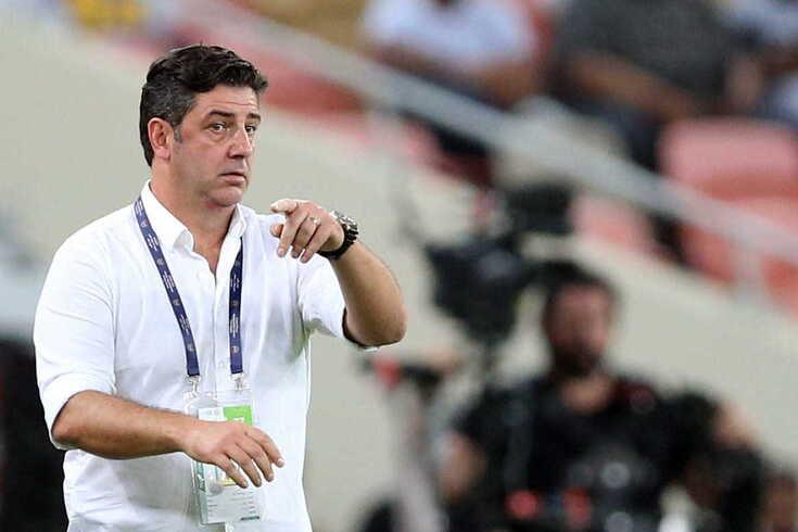 Rui Vitória, treinador do Al-Nassr
