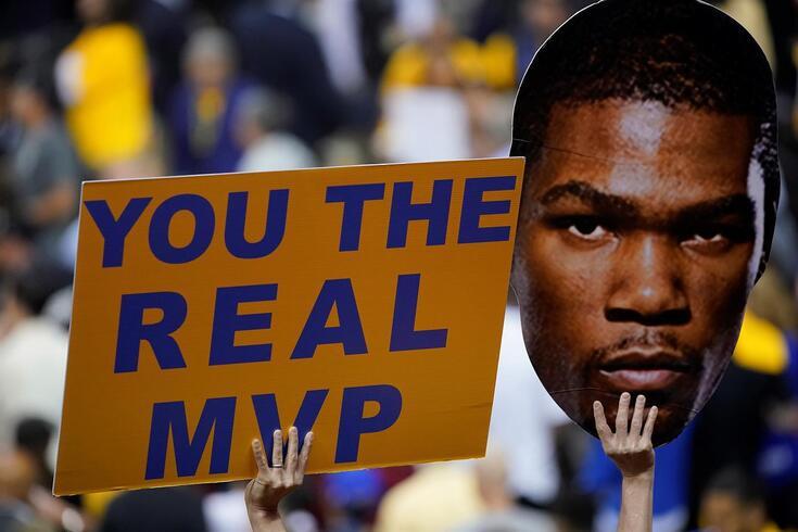 Kevin Durant é um reforço de peso
