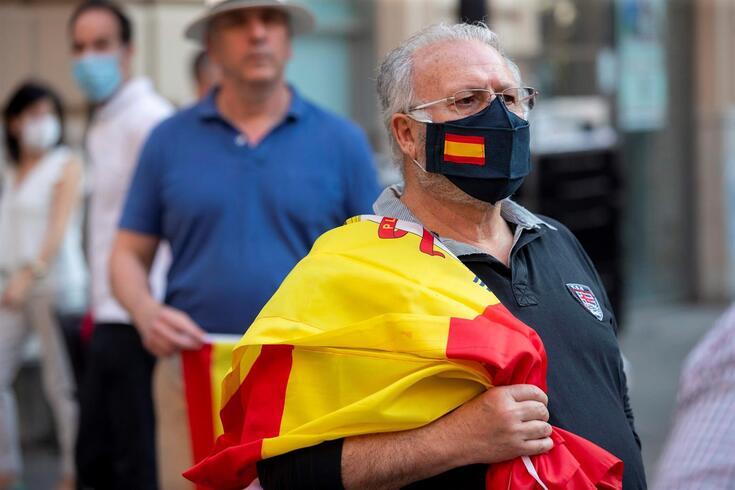 Espanha é um dos países mais atingidos pela pandemia