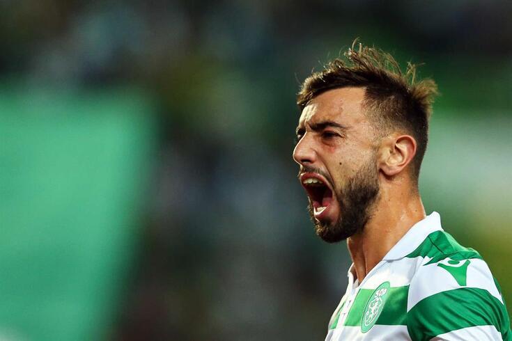 """""""Carlos Mané foi o homem do jogo"""", atira Bruno Fernandes"""