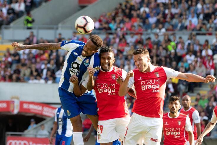 Eis a dupla de centrais mais eficaz no FC Porto