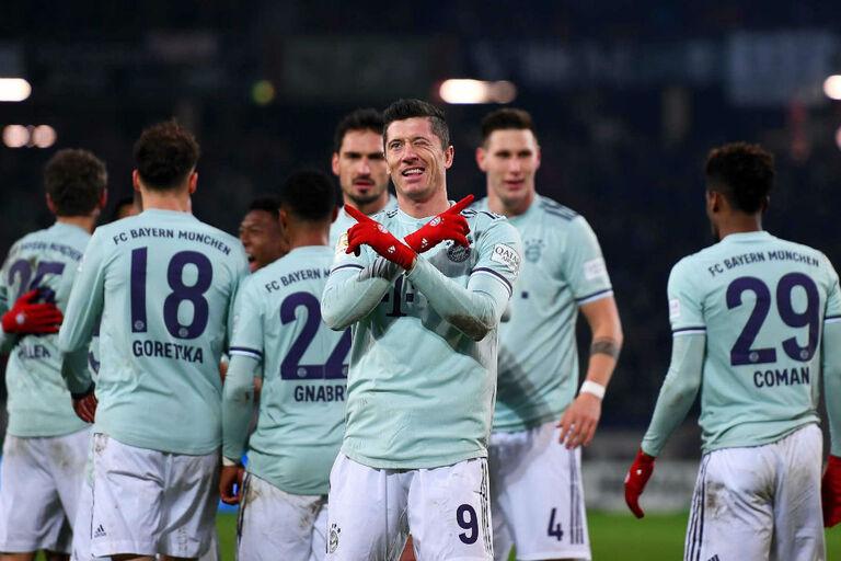 Bayern goleia em Hannover e sobe ao segundo lugar na Alemanha 59a4f6e9e4229