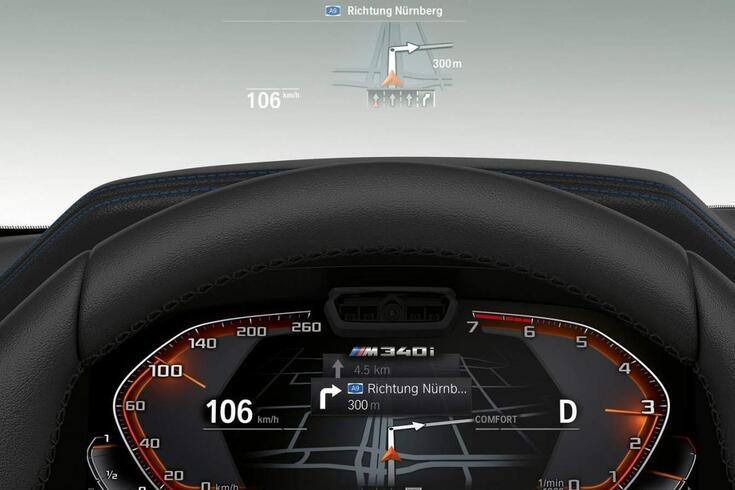 Head-Up Display: A tecnologia dos caças ao serviço do condutor
