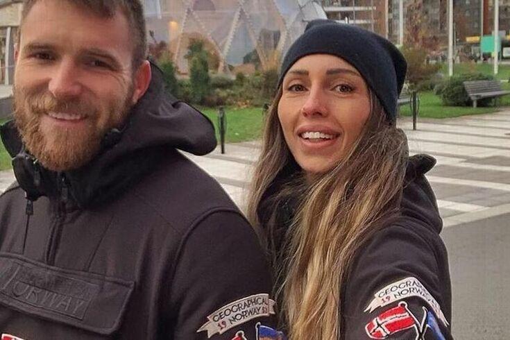 Mulher de Aleksandar Katai meteu-se numa polémica