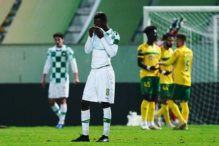 Paços de Ferreira venceu o Moreirense