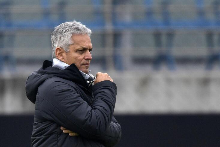 Reinaldo Rueda orientava a seleção do Chile