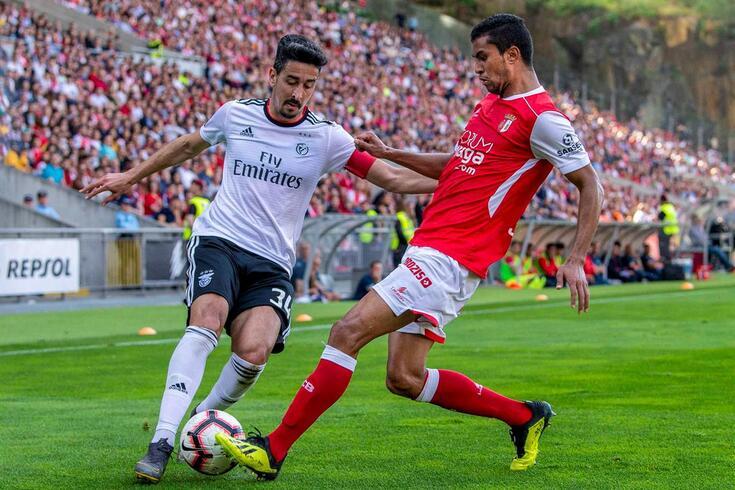 André Almeida também vai prolongar o vínculo com o Benfica
