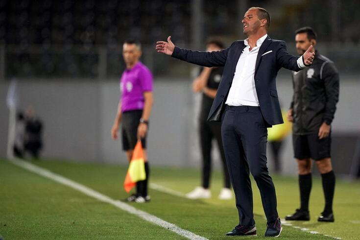 Petit, treinador do Belenenses SAD