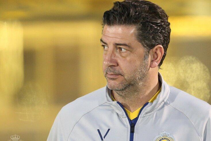 Rui Vitória, um dos treinadores portugueses na Arábia Saudita