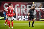 Braga, 25/09/2020 - O SC Braga recebeu esta noite, no Estádio Municipal de Braga, o Santa Clara, em jogo