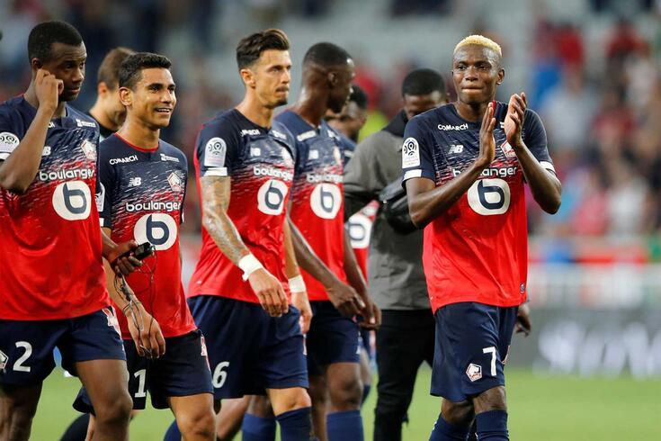 José Fonte foi titular pelo Lille